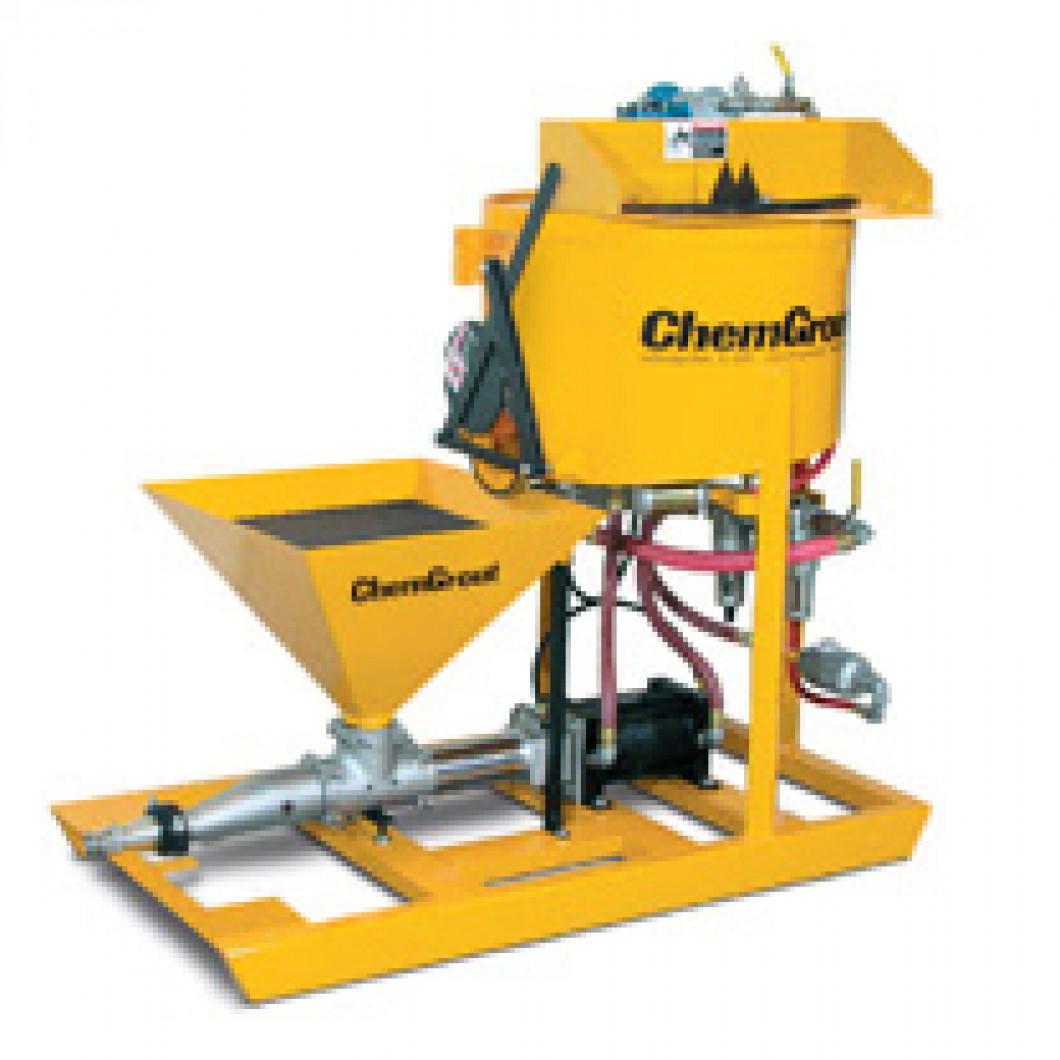 Grout Pumps | Andrews Equipment